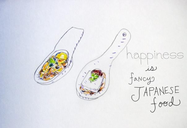 good japanese food
