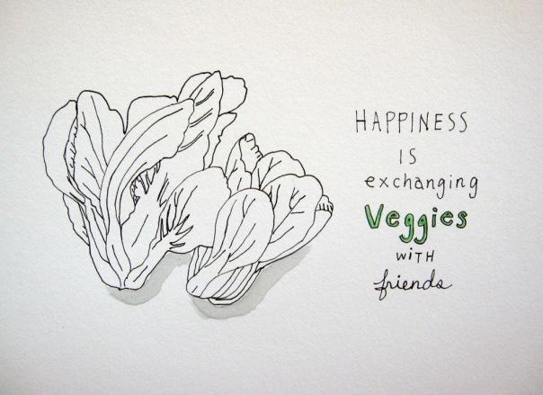 veggie exchange