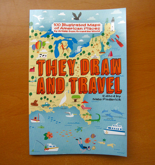 They Draw and Travel Book