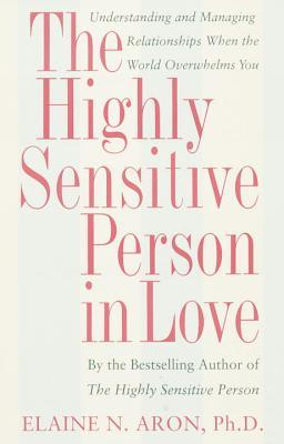 The Highly Sensitive Person in Love book cover