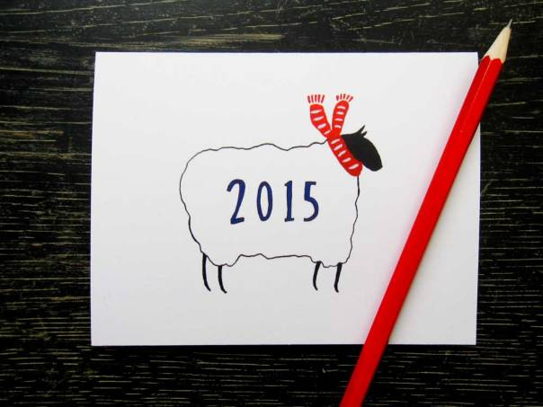 2015 was the Year of the Sheep