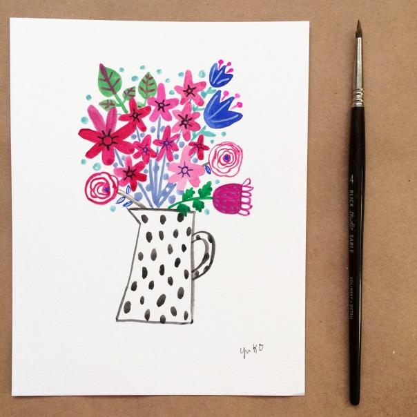 041_gouache bouquet-no-2_1000px