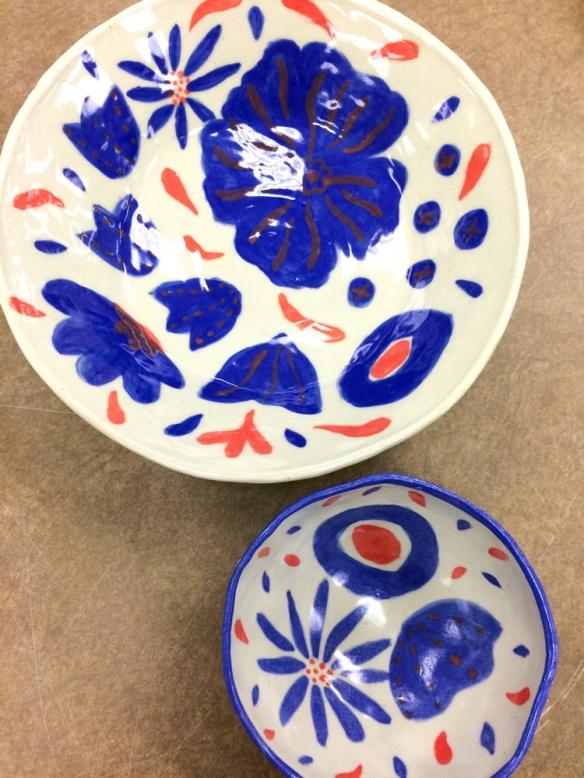 My Recent Pottery Haul | Honeyberry Diary